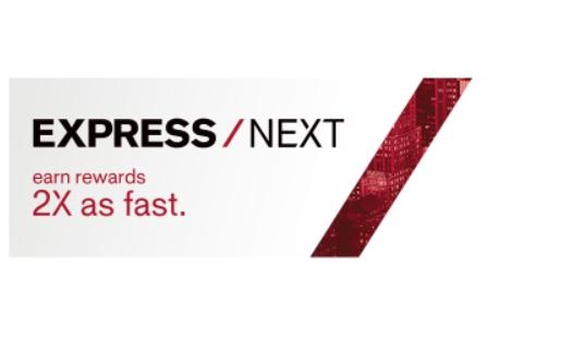 Express Next Credit Card Logo