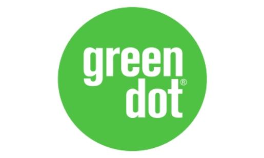 Green Dot Credit Card Logo