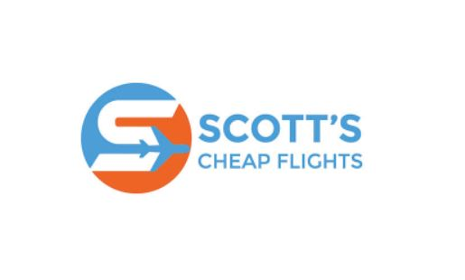 Scotts Cheap Flights logo